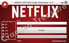 Free Netflix Gift Card Codes Generator: http://cracked-treasure.com/generators/free-netflix-gift-card-codes-generator-2