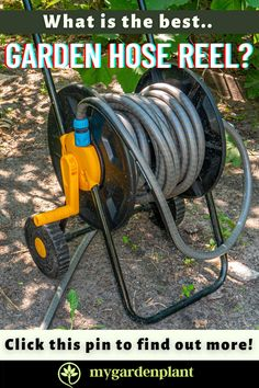 Are you contemplating about buying the best garden hose reel? Choosing the best can really be difficult if you don't have enough knowledge of what's out there, but you don't need to worry. The 8 Best Garden Hose Reels in 2020: Top Reviews & Buyer's Guide is here for you! Fall Lawn Care, Lawn Care Tips, Hose Reel, Water Hose, Basic Tools, Gardening Tools, Garden Hose, Amazing Gardens, Knowledge