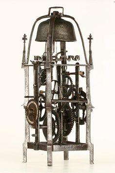Wrought Iron Clocks and Calendar Controversy- Deutsches Uhrenmuseum