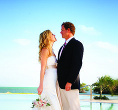 Wedding season is coming up soon! An island wedding at Ocean Reef Club is truly magical. The lush tropical setting, the warm Florida air and the privacy we all cherish, create an atmosphere that's perfect for weddings indoors or out. There is a suitable place at The Reef for weddings and receptions of any size.