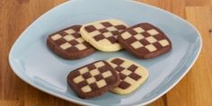 Checkerboard Icebox Cookies Recipes | Food Network Canada
