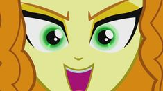 adiago eyes green