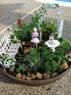 Mini jardines. | Cuidar de tus plantas es facilisimo.com
