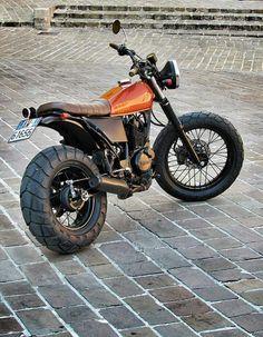 Tanc #02- Yamaha tw 125