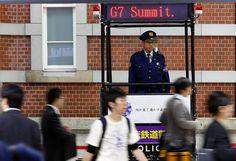 Agência Nacional de Policia enviará 23.000 policiais para a segurança da cúpula do G7 em Mie