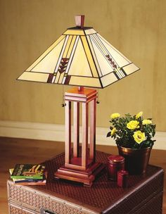 Mission Prairie Table Lamp - Desk Lamps For Home - Amazon.com