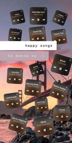 ✰ p i n t e r e s t: maemilyyy ✰ - Music World 2020 Dance Music Playlist, Song Playlist, Music Lyrics, Music Songs, Road Trip Playlist, Reggae Music, Music Quotes, Music Videos, Good Vibe Songs