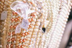 We stock vintage & modern faux pearl jewellery.