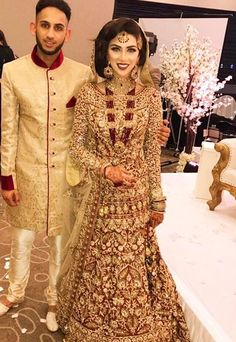 Pinterest: @3dnaa.x Indian Bridal Outfits, Pakistani Wedding Dresses, Pakistani Outfits, Indian Dresses, Desi Bride, Asian Wedding Dress, Asian Bridal, Indian Lehenga, Pakistan Bride