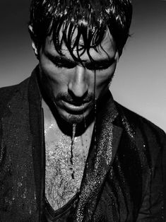 For the Birds–Andres Velencoso Segura of Sight stars in a cinematic story for the latest edition of Esquire España. Photographed by dynamic creative team H