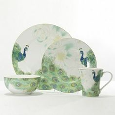 222 Fifth Lakshmi 16-pc. Dinnerware Set - Here you go Hollie... remember your day every day!!! :-)