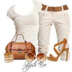 Stylish Eve - summer wear