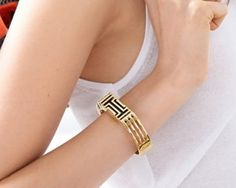 The fitness tracker is also a piece of jewelry #wearabletech