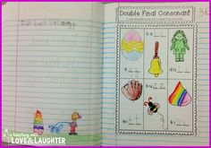 Teaching With Love and Laughter: Interactive Notebooks: It's not just cutting and gluing!
