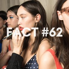 Fact Did you knew? The Big Four Fashion Weeks are Milan, London, Paris and New York. The Big Four, Fashion Weeks, All About Fashion, New Woman, Milan, Facts, Brand New, London, York