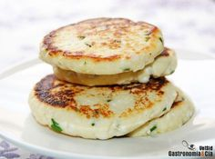 Blinis - tortitas de Requeson