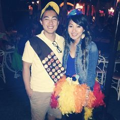 Disney Costumes 50 Adorable Disney Couples Costumes: Ready for some seriously magical Halloween costume inspiration? - Ready for some seriously magical costume inspiration? Disney Couple Costumes, Cute Couples Costumes, Up Costumes, Disney Couples, Disney Diy, Couple Halloween Costumes, Adult Costumes, Costume Ideas, Woman Costumes