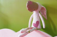Laura the softie sheep by PinkNounou, via Flickr