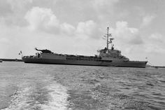 Missile cruiser that served in the first Gulf war is left to rot for ten years - Mirror Online