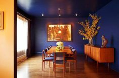 is new colour yinmn blue an energy conservation triumph?   @meccinteriors   design bites