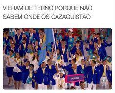 Sempre Cantei Errado: 14 Provas de que o brasileiro não sabe levar as olimpíadas a sério