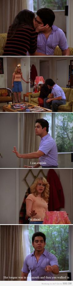 Fez That 70s Show, That 70s Show Quotes, Thats 70 Show, Tv Quotes, Movie Quotes, Donna And Eric, In The Zoo, You Make Me Laugh, Classic Tv