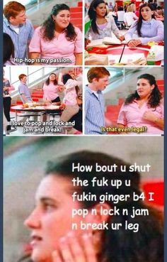 All these are so hilarious I feel like I should watch High School Musical again