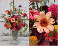 Heuchera, Growing Flowers, Ikebana, Myrtle, Flower Arrangements, Beautiful Flowers, Glass Vase, Floral Wreath, Wreaths