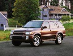 1997–2000 Infiniti QX4 (JR50) '1996–2000