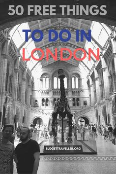 50 Free Things to Do in London -