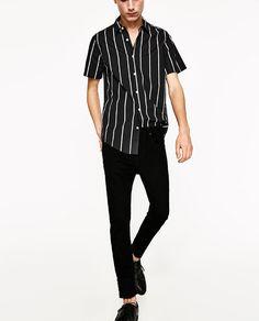 Image 4 of BASIC SKINNY JEANS from Zara