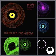 "Check out ""Forms and Colors of Movement"" by Carlos De Anda on Mixcloud"