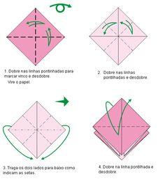 Origami Kusudama Jasmine