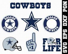 This Girl Loves Dallas Cowboys Svg File Dallas Cowboys