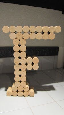 Cute monogram idea