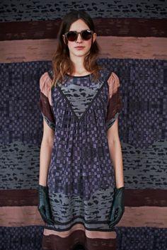 Myrtle — Feral Childe smock dress