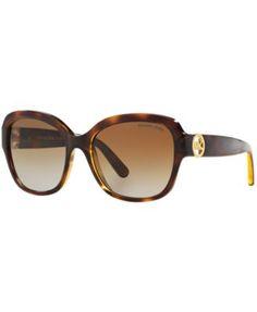 Michael Kors Sunglasses, MICHAEL KORS MK6027 TABITHA III | macys.com