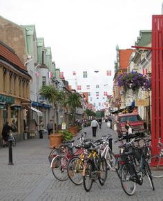 Kalmar, Sweden where my family immigrated from!