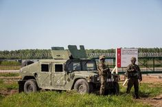 US, Russia step up war of words over missile shield  - May 13, 2016 -    Soldiers stand guard during ground breaking ceremony of the northern section of defence anti-missile shield in Redzikowo military base in northern Poland, May 13, 2016