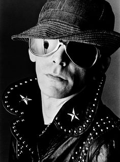 "glamidols: ""Lou Reed – 1974 Photo by Francesco Scavullo """
