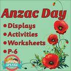 This Anzac Day bundle contains all the essentials for Anzac Day, which is just around the corner. #splashresources #themebook #australia #holidays #remembranceday #history #socialstudies #australiancurriculum #acara #LBH006 #ACHHK003 #ACHHK063 #ACHHS066