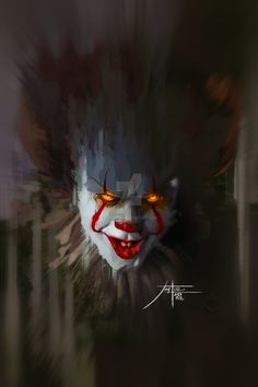 Find the best Pennywise Wallpaper on GetWallpapers. We have background pictures for you! Clown Horror, Arte Horror, Evil Clowns, Scary Clowns, Creepy Clown Pictures, Scary Movies, Horror Movies, Adashino Benio, Pennywise The Dancing Clown