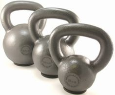 kettlebells- love these things; These are the reason I was back to pre-pregnancy weight 6 days postpardum.