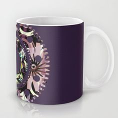 Pattern-7 Mug by Pia Schneider [atelier COLOUR-VISION] - $15.00  Modern and extraordinary pattern design (vector art). Fitted with a fine and soft texture in the background.  #mug #mugs #coffee #coffeemug #teatime #teamug #ceramic #tasse #kaffeetasse #kitchen#piaschneider  #ateliercolourvision  #art  #pattern #graphicdesign #colorful #society6 #zazzle #deco #geometric #artwork  #pattern #vector #vectorart #elegant #extraordinary #modern #style #fashion #textured #gears #circle #softcolored