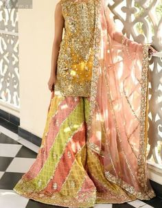 Bridal Anarkali Suits, Pakistani Wedding Dresses, Eastern Dresses, Mehndi, Sari, Asian, Saree, Asian Cat, Sari Dress