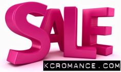 ONE-DAY FLASH SALE!!  Receive 25% off any order placed directly with me by 11pm Central tonight (June 4th)!!!  Browse at www.KCRomance.com, but YOU MUST PM OR TEXT ME AT 785-633-6621 with your order to save!!  Happy shopping!!