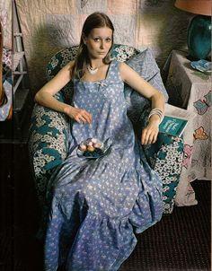 DIY vintage, couture, tricot, patron 70's,art and craft: 100 idées magazine