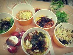밍키 씽씽이 5호의 강남에서 공수해온 저녁밥