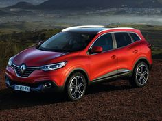 The Renault Kadjar has been officially revealed ahead of its global debut at the Geneva motor show next month. Renault says it called on input from its entire international network of design centres to develop the new model. My Dream Car, Dream Cars, Crossover, Nissan, Mazda Cx-5, New Renault, Automobile, Jeep Suv, Suv Trucks