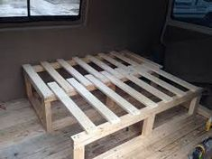 Image result for fold out bed from wall for camper